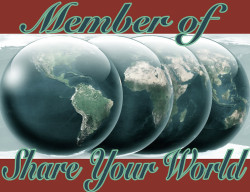 cee's photography share your world banner